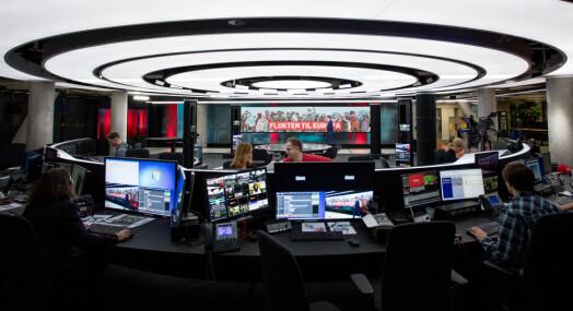 TV 2 utsatt for dataangrep samtidig som Stortinget