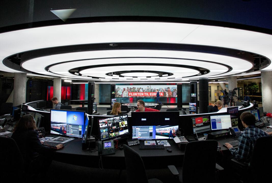 TV 2 ble utsatt for et dataangrep samtidig som Stortinget ble angrepet i fjor høst.