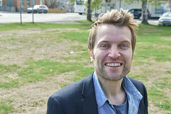 Dette er den nye redaktøren i Lofot-Tidende