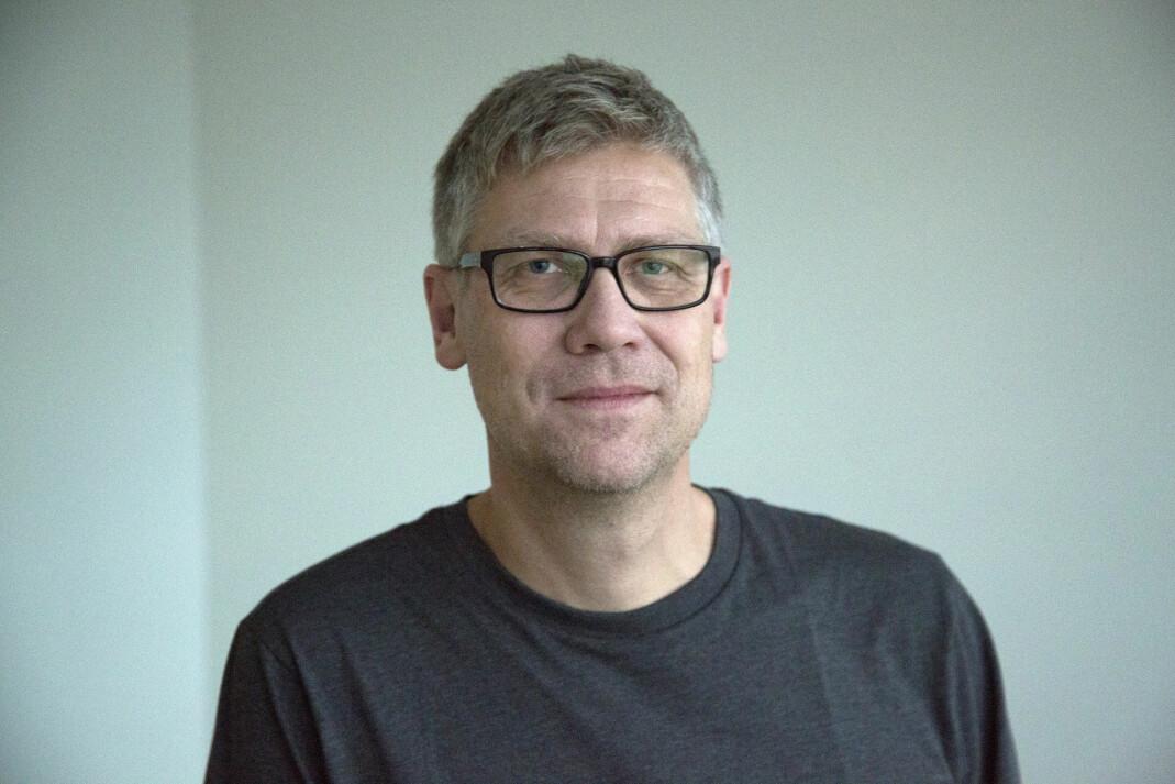 Universitetslektor Jon Petter Evensen ser frem til å jobbe med en skandinavisk master i fotojournalistikk. Foto: Ellen Lande Gossner / Oslomet