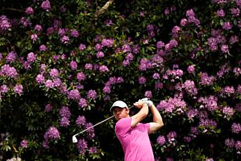 Tolv nye år med golf på Eurosport