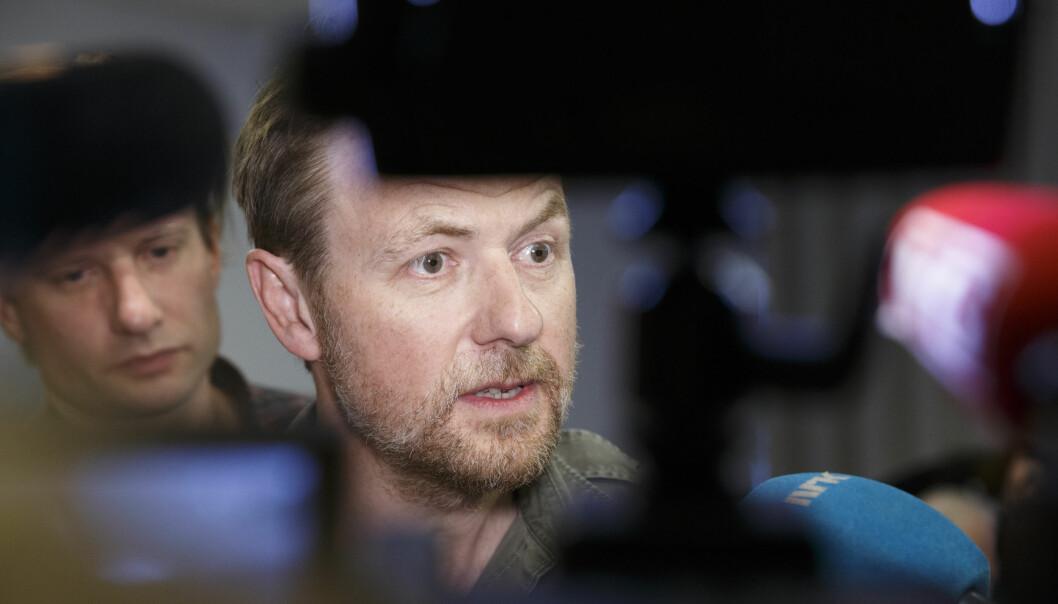 NRK forlenger ikke kontrakten med Monkberry og Fredrik Skavlan. Foto: NTB scanpix