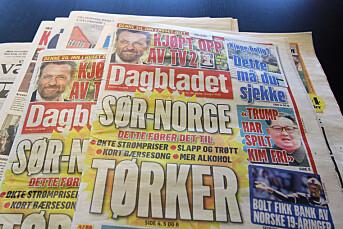Dagblad-journalistene fornøyd med godt lønnsoppgjør