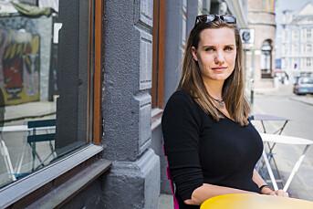 I detaljene finner Kristin Solberg det som kan bære historiene fra Midtøsten