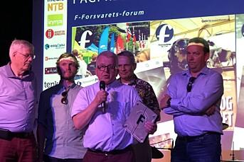 Derfor ble Forsvarets forum kåret til Årets fagblad 2018
