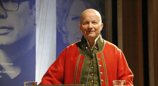 Harald Thingnes fekk nynorskpris for journalistar