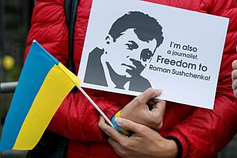 Forhandler om fangeutveksling: Fengslet journalist kan bli satt fri