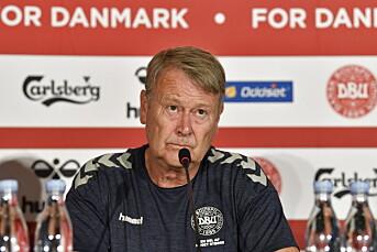 Hareide ga journalist skyllebøtte etter Bendtner-spørsmål