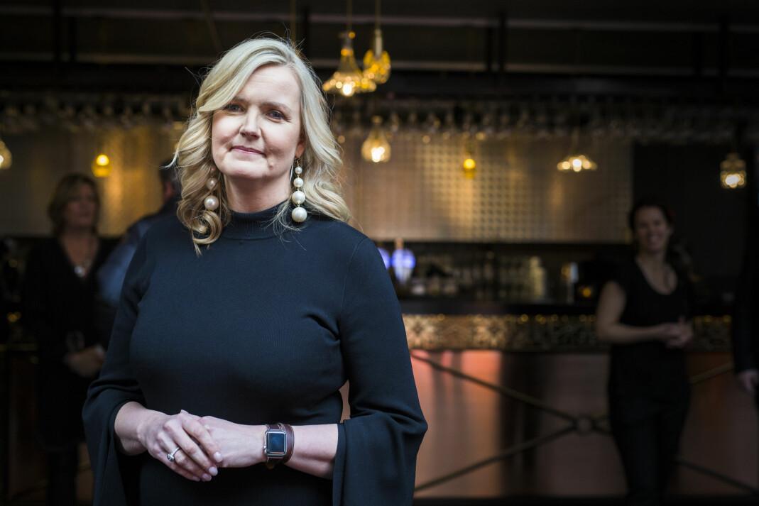 Kapitals redaktør Vibeke Holth. Foto: Kristine Lindebø