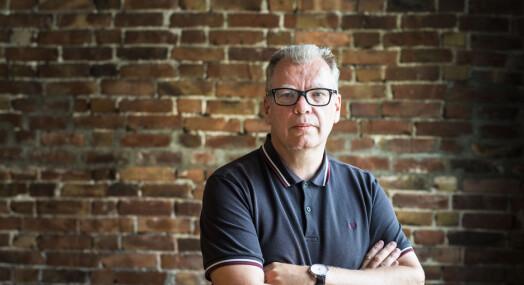Frode Grytten gjør journalist-comeback i anledning valgkampen