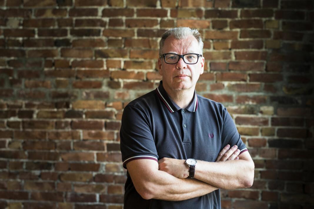 Forfatter Frode Grytten har skrevet en lang featurereportasje om året politiske valgkamp for magasinet Vinduet.