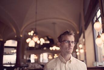 Frilanslivet: Å få ting til å skje med poet Fredrik Høyer
