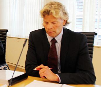 NJ-advokat Knut Skaslien sier at det har vært en uryddig og kritikkverdig prosess. <br>Foto: Glenn Slydal Johansen