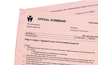 Politijakt på aviskilde: Kommunen anmelder lekkasje