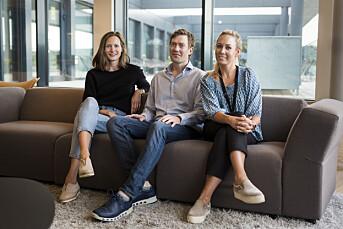 Nettavisa for seniorer ble «sniklansert» – nå utvider Vi.no med to nye ansatte