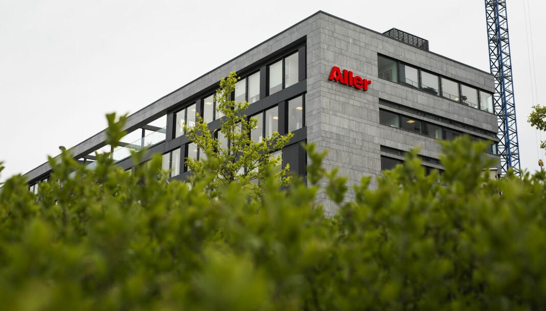 Politiet etterforsker hacker-angrep mot flere mediehus i Aller-konsernet. Arkivfoto: Kristine Lindebø