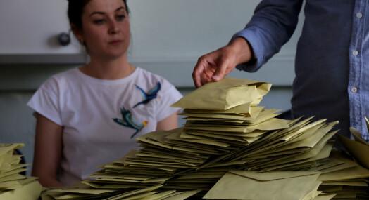 Opposisjonen anklager statlige medier for å manipulere foreløpige valgresultater
