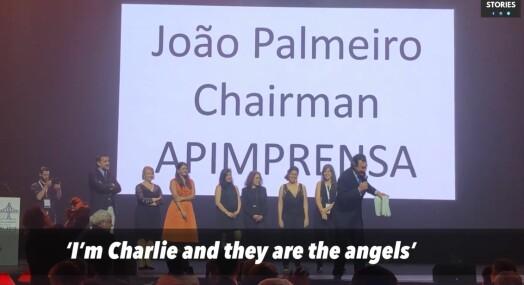 Mediekonferanse endte med skandale på scenen - norske deltakere forlot middag i sinne
