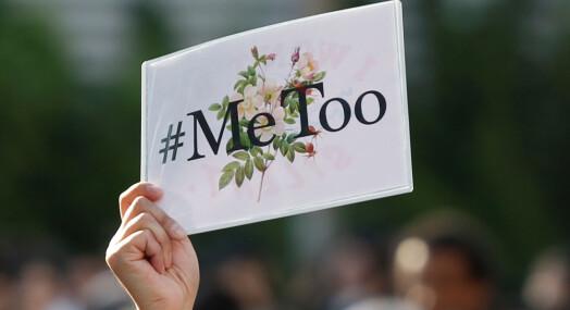 Metoo fikk fire ganger mer oppmerksomhet i Sverige enn i Danmark