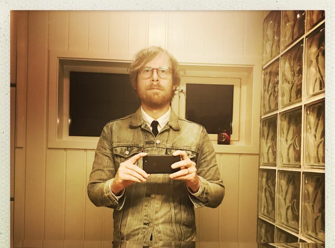 Frilansjournalist John-Arne Gundersen. Foto: John-Arne Gundersen