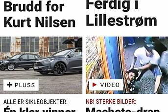 Nå er det nok Dagbladet - unge må ikke lese dere