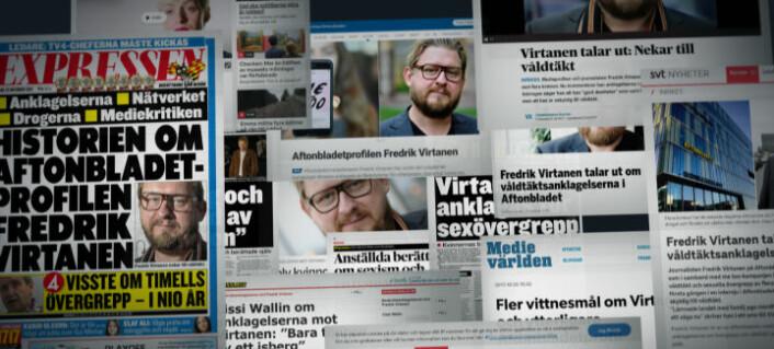 Gransket svensk dekning av metoo – fikk tyn fra journalistkolleger
