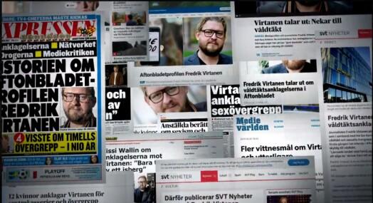 Slik gikk det da Uppdrag granskning skulle granske svenske mediers metoo-dekning
