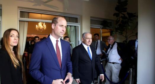 Netanyahus sikkerhetsvakter pågrep AP-journalist