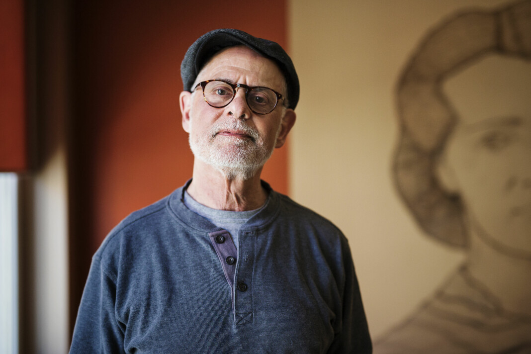 Mark Kramer er grunnlegger av The Power of Narrative i USA og mentor for Fortellingens kraft i Bergen. Foto: Kristine Lindebø