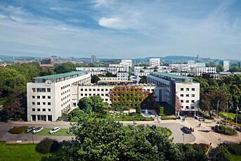 NRK advarer om at flytting fra Marienlyst kan bli avblåst dersom universitetsnaboen som ikke ønsker en «mur» av boliger får viljen sin