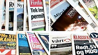LES OGSÅ: – Vi forventer at inntektene fra papiravisen kommer til å gå ytterligere ned i årene framover