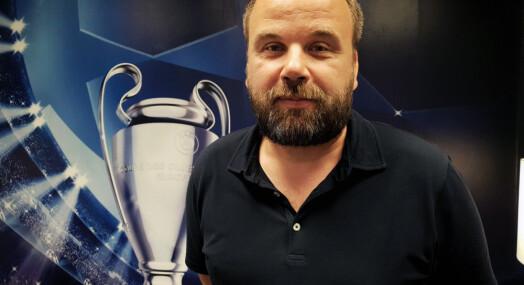 Andreas Toft går fra NRK – blir fotballkommentator på Viasport