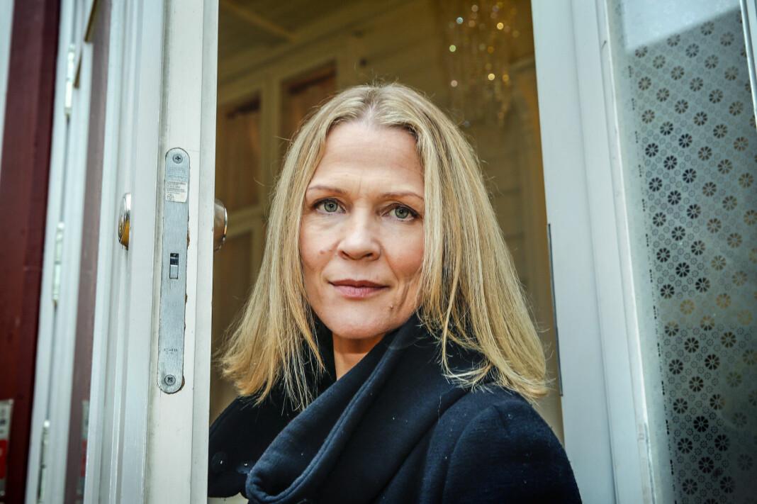 Åsne Seierstad dropper planene om å skrive en bok om Arbeiderpartiet, metoo og Trond Giske. Arkivfoto: Terje Pedersen / NTB scanpix