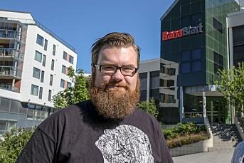 Kenneth J. Gabrielsen blir nyhetsredaktør i Rana Blad