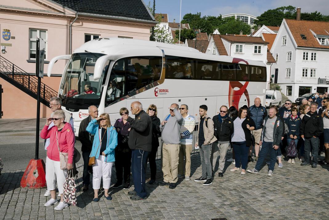 – So beautiful. Turister fra hele verden vil oppleve gamlebyen, Lysefjorden og flere andre attraksjoner.