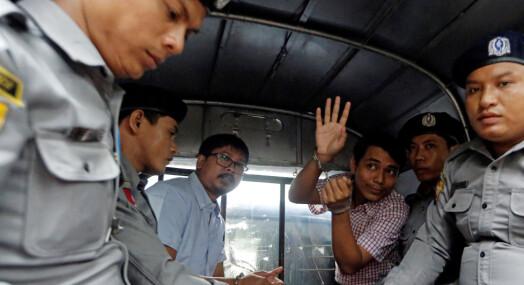 Reuters-journalister tiltalt etter å ha dekket rohingya-krisen i Myanmar