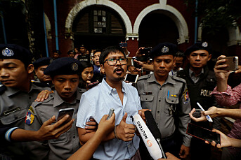 Dommen mot Reuters-journalister i Myanmar utsatt