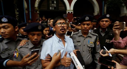 Sterke reaksjoner fra myanmarske pressefolk:– Et slag i ansiktet for alle som står for pressefrihet i Myanmar