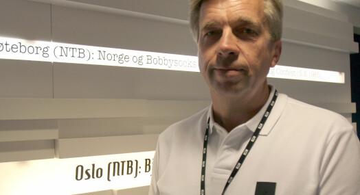 NTBs Geir Terje Ruud tror ikke mediebransjen vil samle seg om en felles innlogging. Derfor vil han løse det selv