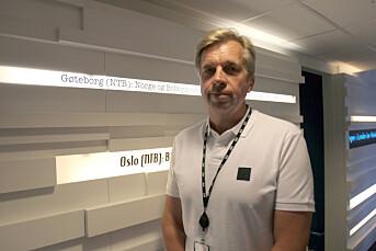 LES OGSÅ: NTBs Geir Terje Ruud tror ikke mediebransjen vil samle seg om en felles innlogging. Derfor vil han løse det selv