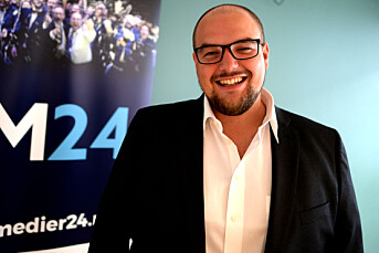 Erik Waatland ansatt som redaktør i Medier24