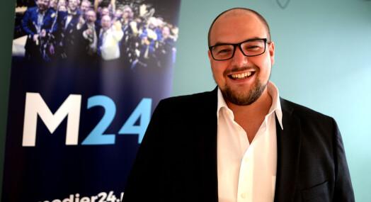 Alle eksisterende aksjonærer kjøper seg opp i Medier24