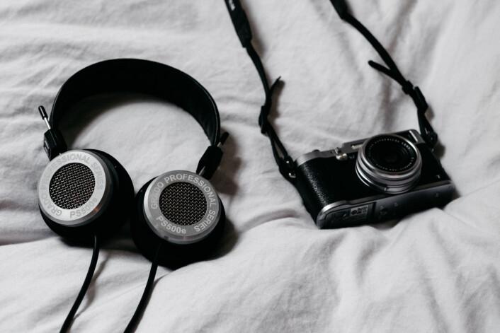 A Small Voice er en podkast om dokumentarfotografi. Foto: Johnatan Grado / Flickr