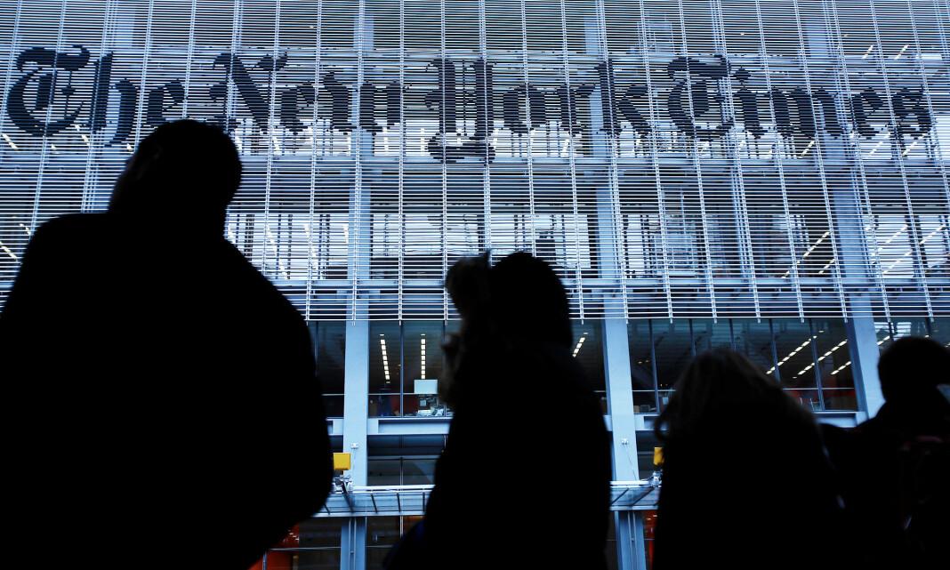 New York Times' Iran-korrespondent har blitt fratatt presseakkrediteringen uten forvarsel