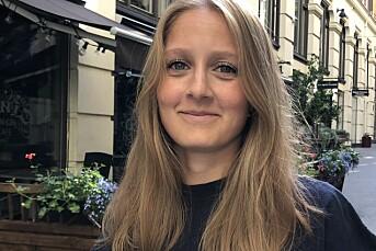 Morgenrutinen: Mina Liavik Karlsen vil se overskriften «Alle har blitt enige om å skjerpe seg litt»