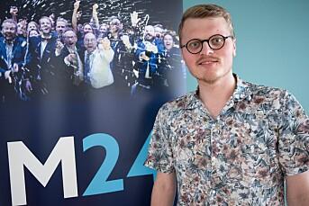 Ole Gunnar Onsøien slutter i Medier24