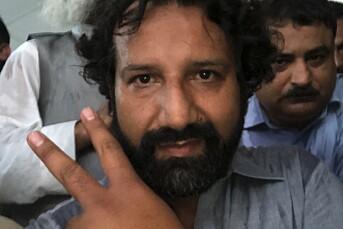 TV 2-journalist Zaman løslates mot kausjon fra fengsel i Pakistan