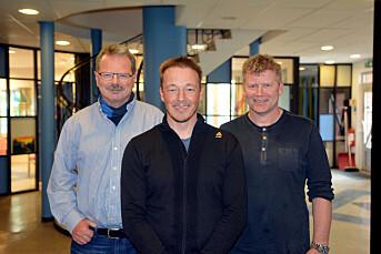 Etter 33 år med Willy Vestå i Bladet Vesterålen, tar Morten Berg-Hansen nå over som redaktør