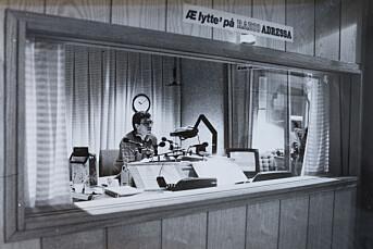 TILBAKEBLIKKET: Radio-Adressa ble Trondheims største nærradio på 1980-tallet, men måtte legge ned etter tre år