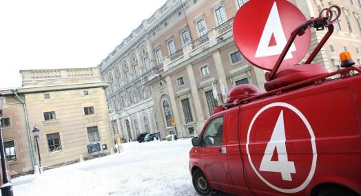 Den svenske staten blir indirekte eier av den kommersielle TV-kanalen TV4